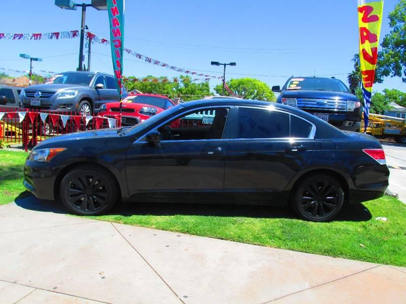 2012 Honda Accord EX-L 4dr Sedan - Santa Ana CA