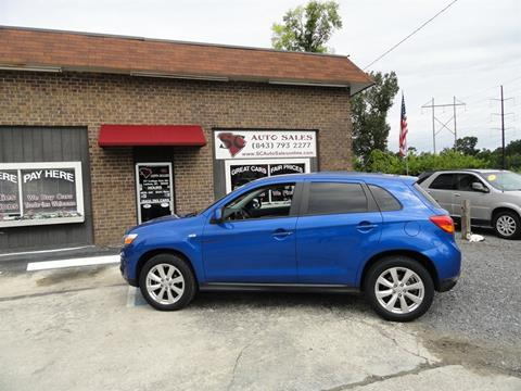 2015 Mitsubishi Outlander Sport for sale in Ladson, SC