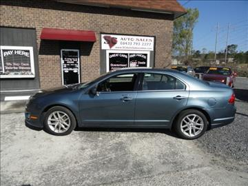 2011 Ford Fusion for sale in Ladson, SC