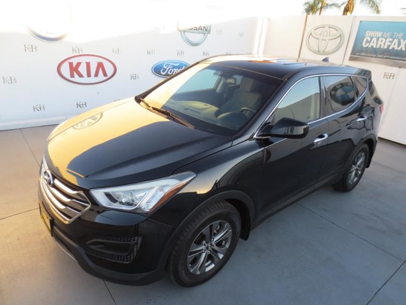 2013 Hyundai Santa Fe Sport 2 4L 4dr SUV In Santa Ana CA
