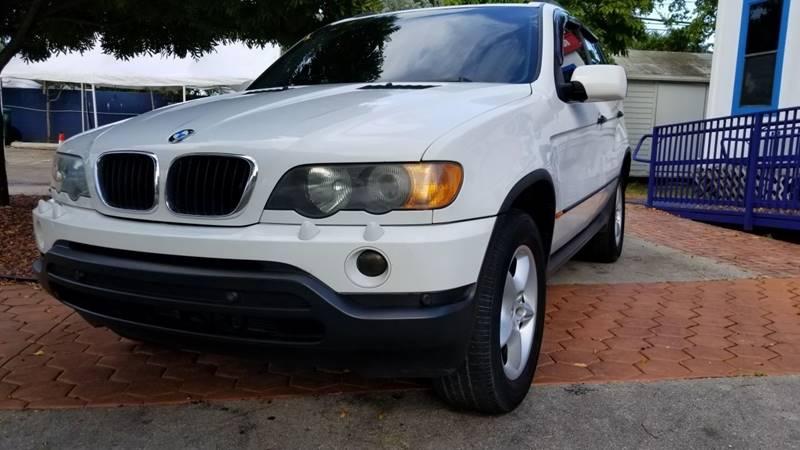 2001 BMW X5 AWD 3.0i 4dr SUV - Miami FL