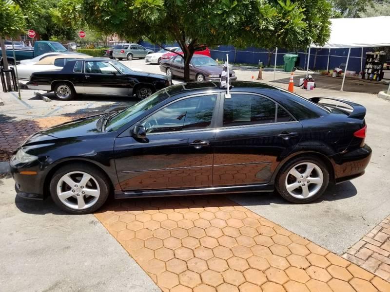 2003 Mazda MAZDA6 i 4dr Sedan - Miami FL