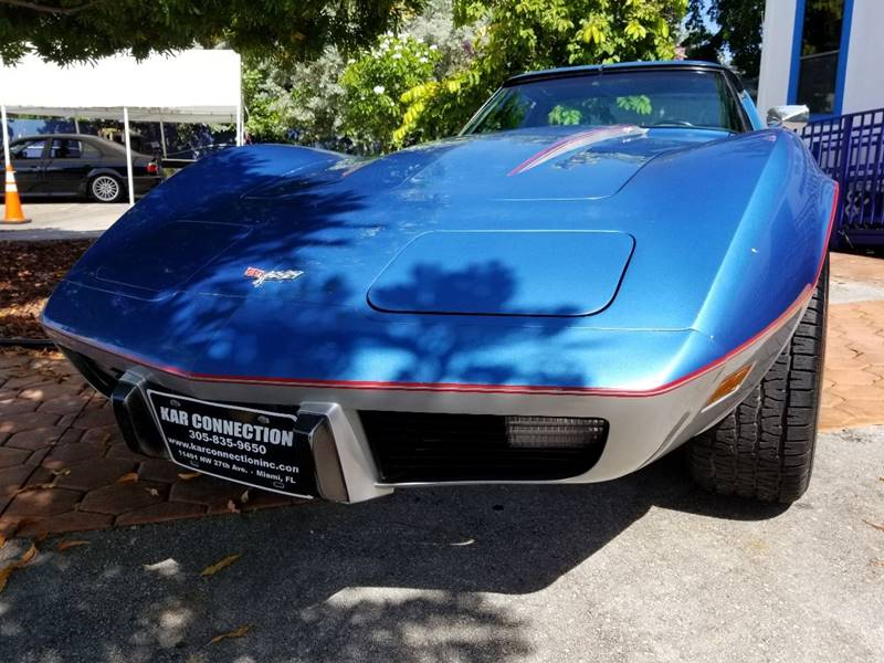 1979 chevrolet corvette in miami fl kar connection. Black Bedroom Furniture Sets. Home Design Ideas