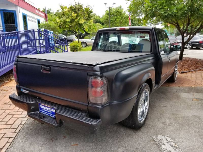 2000 Ford Ranger 2dr XL Extended Cab Stepside SB - Miami FL