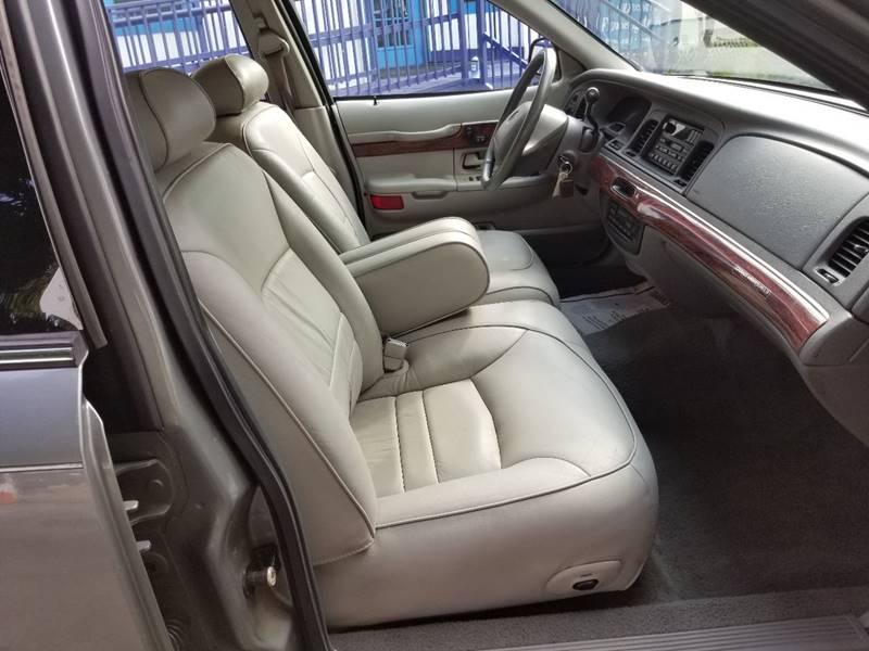 2000 Mercury Grand Marquis LS 4dr Sedan - Miami FL