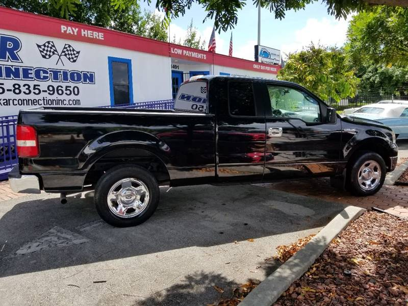2005 Ford F-150 4dr SuperCab XL Rwd Styleside 6.5 ft. SB - Miami FL