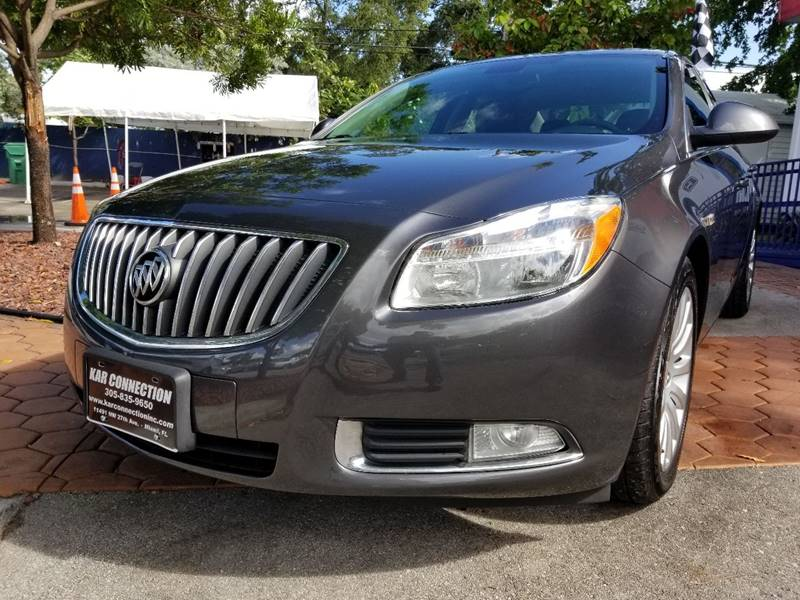 2011 buick regal cxl turbo in miami fl kar connection. Black Bedroom Furniture Sets. Home Design Ideas