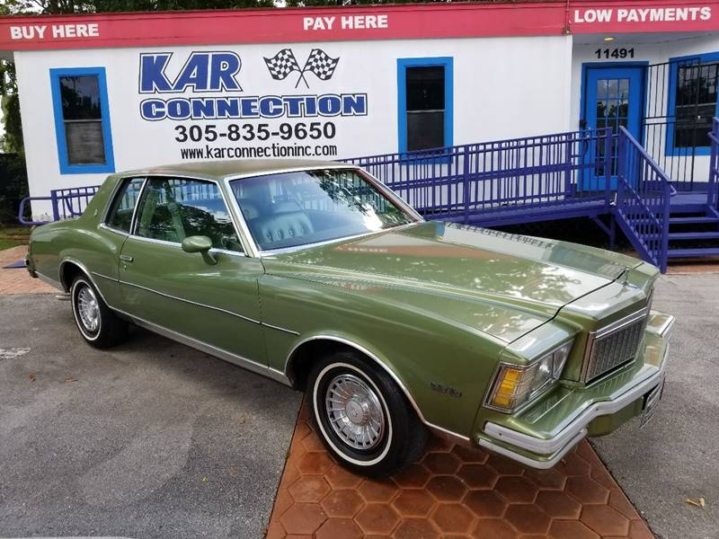 1979 Chevrolet Monte Carlo In Miami FL - Kar Connection