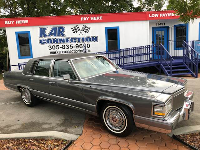 Buy Here Pay Here Miami >> 1991 Cadillac Brougham In Miami, FL - Kar Connection