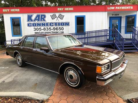 meet 3baba d11b8 Chevrolet Caprice For Sale in Miami, FL - Kar Connection