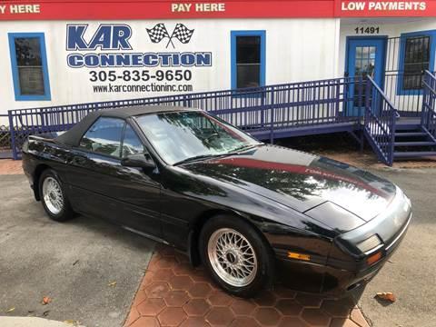 1988 Mazda RX-7 for sale in Miami, FL