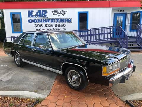 1988 Ford LTD Crown Victoria for sale in Miami, FL