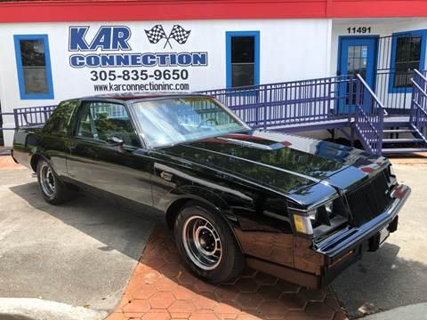 1987 Buick Regal for sale in Miami, FL