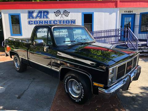 1986 GMC C/K 1500 Series for sale in Miami, FL