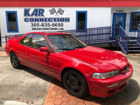 Acura Legend For Sale >> Acura Legend For Sale In Miami Fl Kar Connection