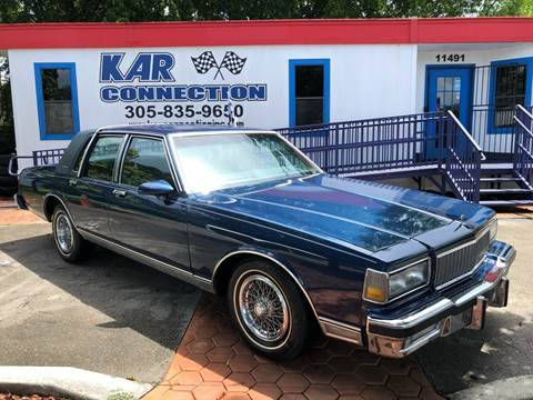 Chevrolet Caprice For Sale in Miami, FL - Kar Connection