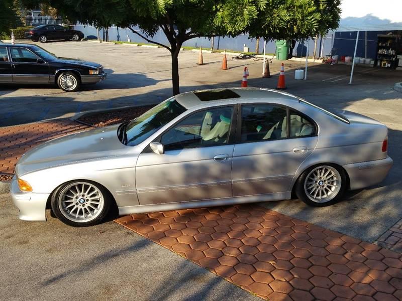 1999 BMW 5 Series 540i Sport - Miami FL