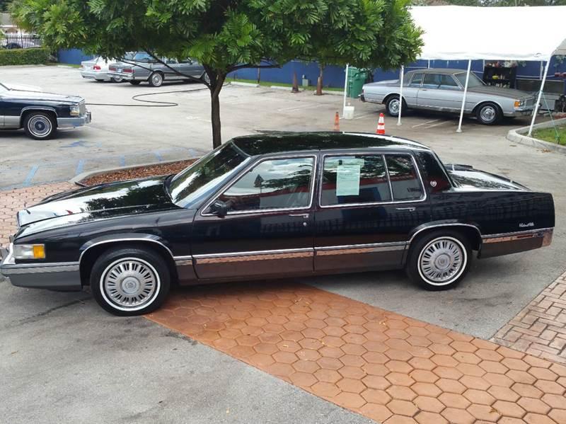 1992 Cadillac DeVille 4dr Sedan - Miami FL