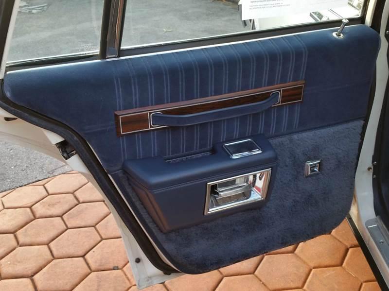 1990 Chevrolet Caprice Classic Brougham 4dr Sedan - Miami FL