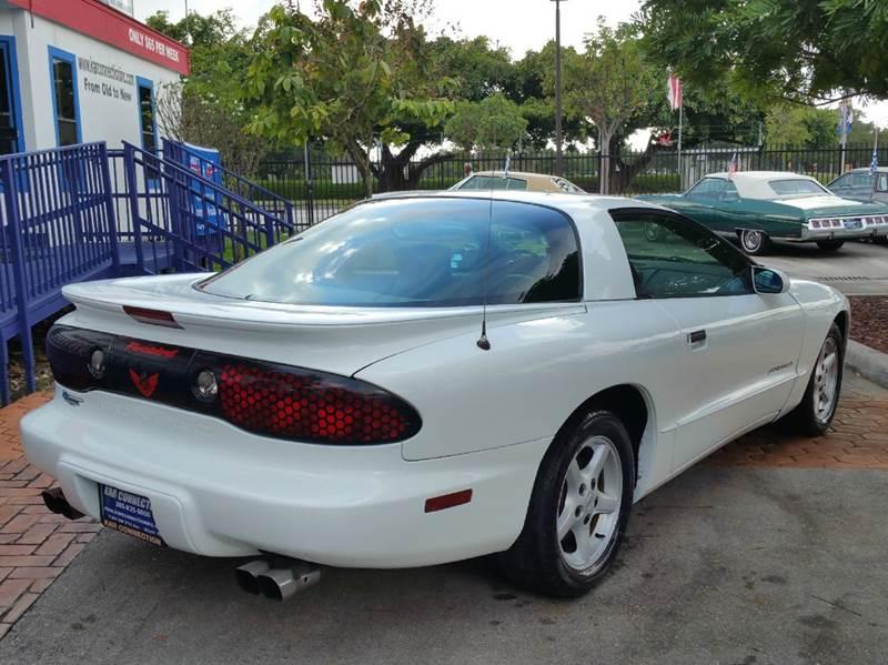 1995 Pontiac Firebird Formula 2dr Hatchback - Miami FL