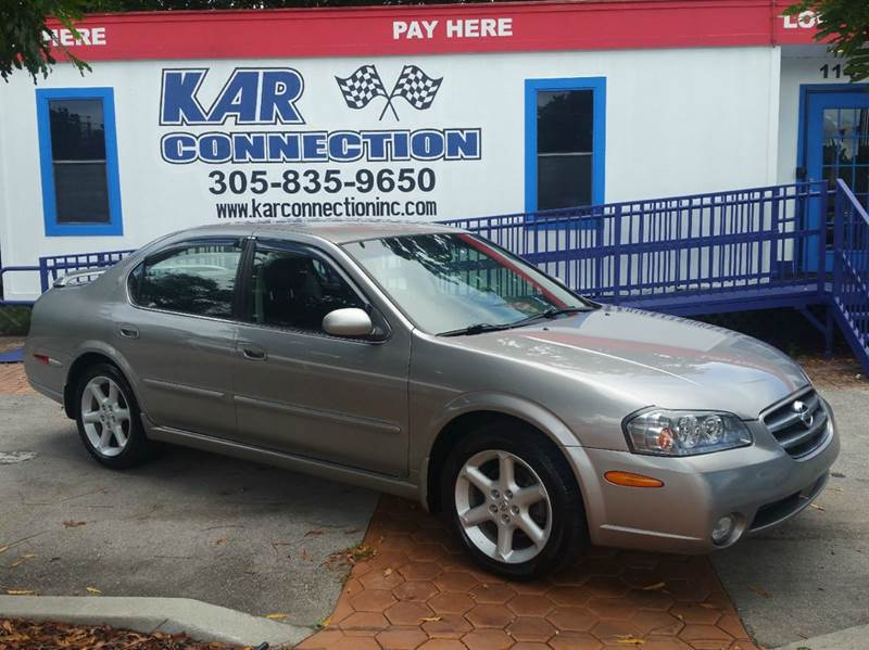 2002 Nissan Maxima For Sale At Kar Connection In Miami FL
