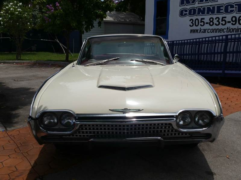 1962 Ford Thunderbird  - Miami FL