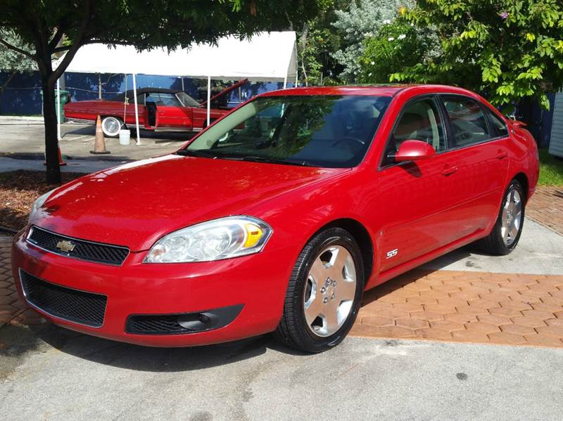 2007 Chevrolet Impala In Miami Fl Kar Connection