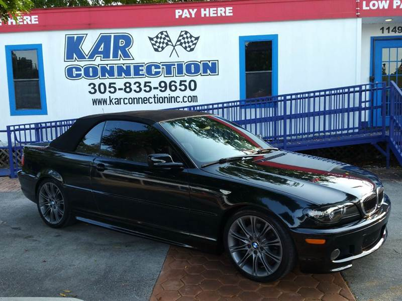 2005 BMW 3 Series 330Ci 2dr Convertible - Miami FL