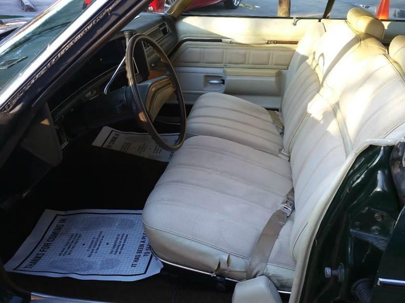 1973 Chevrolet Caprice Classic - Miami FL