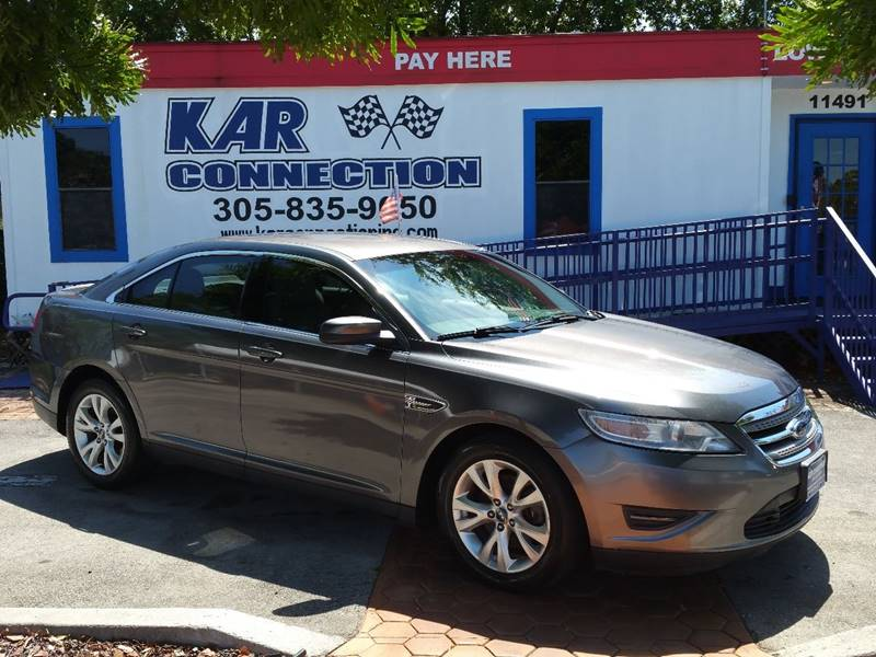 2012 Ford Taurus SEL 4dr Sedan - Miami FL