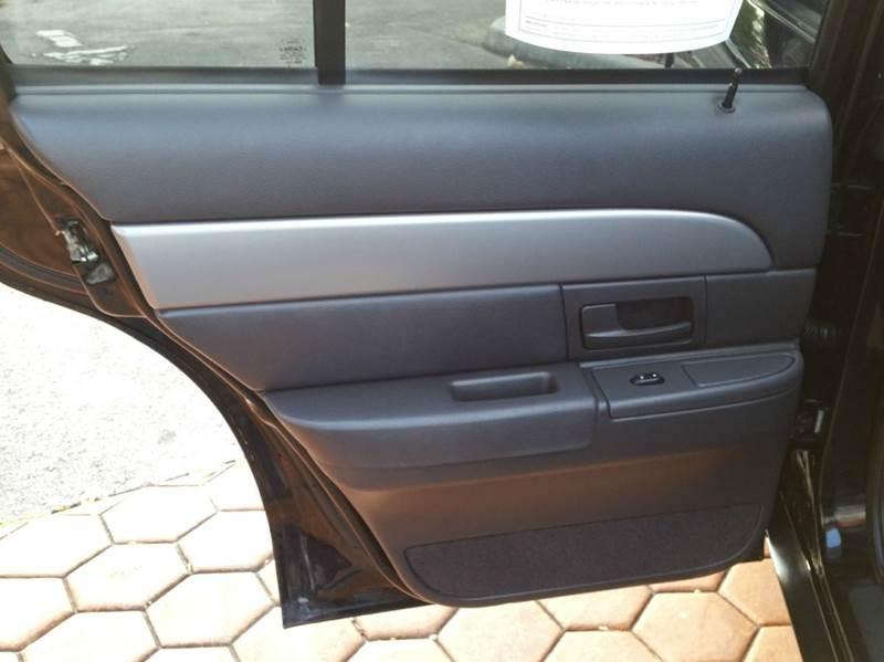 2003 Mercury Marauder 4dr Sedan - Miami FL