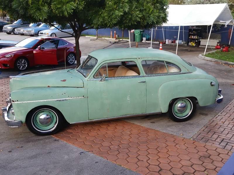 1950 Dodge Wayfarer  - Miami FL