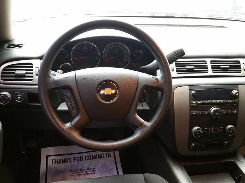 2011 Chevrolet Tahoe Police 4x2 4dr SUV - Miami FL