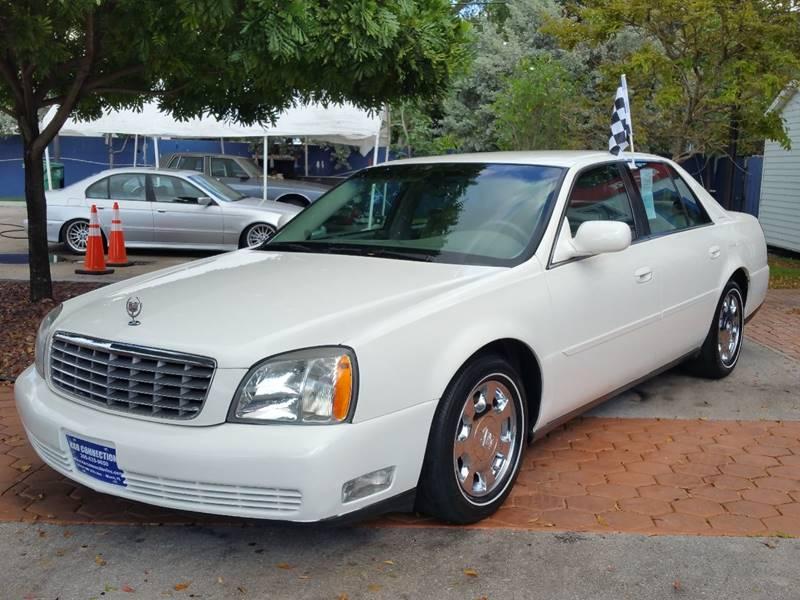 2004 Cadillac DeVille 4dr Sedan - Miami FL