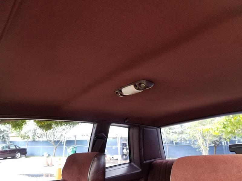 1988 Chevrolet Monte Carlo SS 2dr Coupe - Miami FL