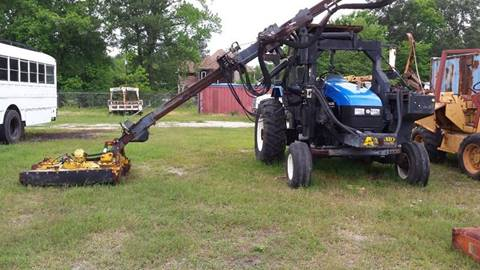 1998 New Holland ts 100