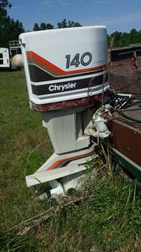 1979 Chrysler 140hp for sale in New Caney, TX