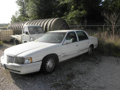 1999 Cadillac DeVille for sale in New Caney, TX