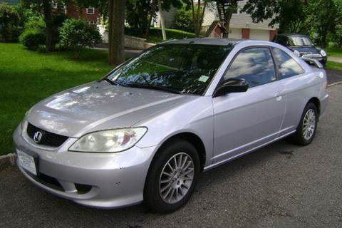 2005 Honda Civic for sale at Morris Ave Auto Sale in Elizabeth NJ
