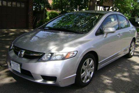 2009 Honda Civic for sale at Morris Ave Auto Sale in Elizabeth NJ