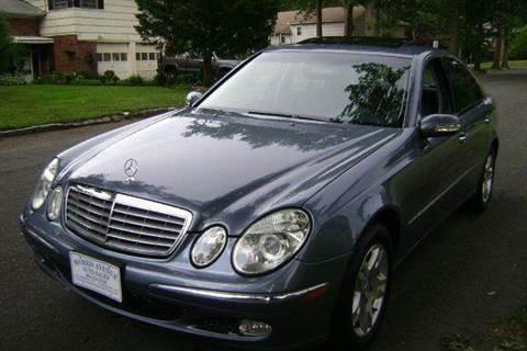 2004 Mercedes-Benz E-Class for sale at Morris Ave Auto Sale in Elizabeth NJ