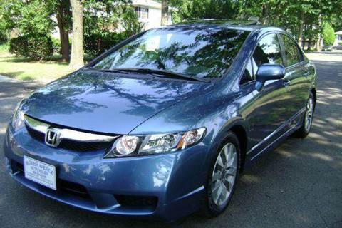 2011 Honda Civic for sale at Morris Ave Auto Sale in Elizabeth NJ