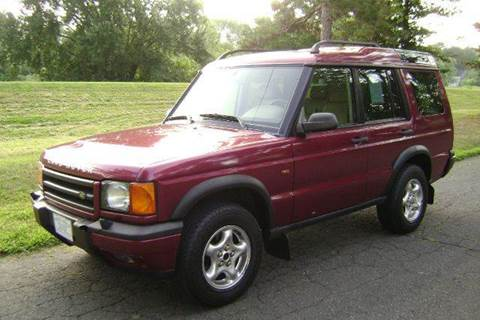 2000 Land Rover Discovery Series II for sale at Morris Ave Auto Sale in Elizabeth NJ