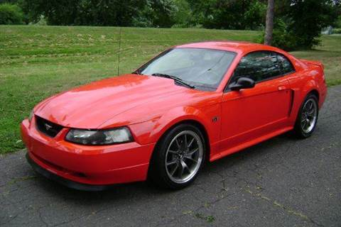 2001 Ford Mustang for sale at Morris Ave Auto Sale in Elizabeth NJ