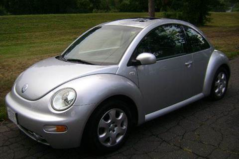 2003 Volkswagen Beetle for sale at Morris Ave Auto Sale in Elizabeth NJ