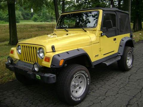 2001 Jeep Wrangler for sale at Morris Ave Auto Sale in Elizabeth NJ