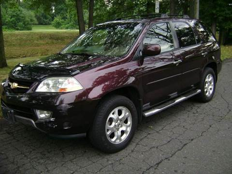 2001 Acura MDX for sale at Morris Ave Auto Sale in Elizabeth NJ