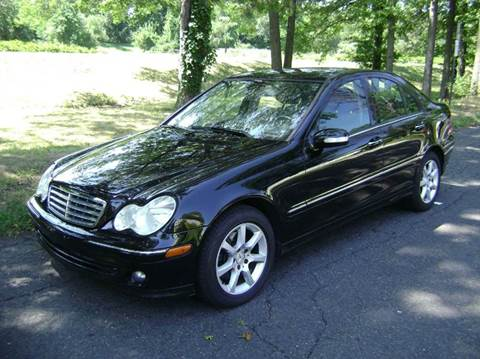 2007 Mercedes-Benz C-Class for sale at Morris Ave Auto Sale in Elizabeth NJ