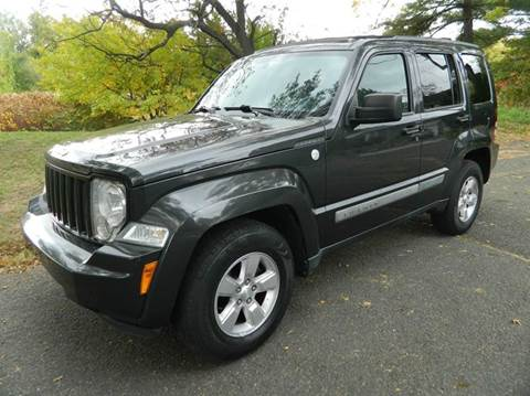 2010 Jeep Liberty for sale at Morris Ave Auto Sale in Elizabeth NJ