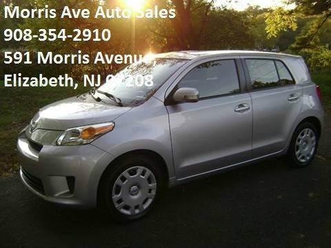 2009 Scion xD for sale at Morris Ave Auto Sale in Elizabeth NJ